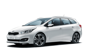Rent Kia Ceed SW AT or similar