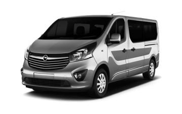 Opel Vivaro or similar