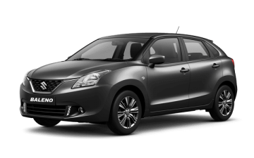 Suzuki Baleno AT or similar