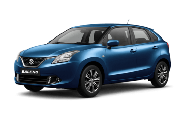 Rent Suzuki Baleno or similar