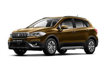 Suzuki SX4 S-Cross AT or similar